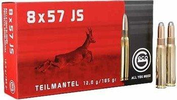 Amunicja 8x57JS GECO Teilmantel 12g (20 szt.)