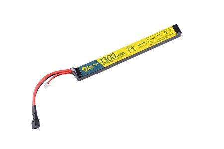 Akumulator LiPo 7,4V 1300mAh 25/50C T-connect (DEANS)
