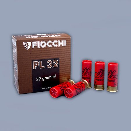 """Amunicja 12/70 Fiocchi """"2"""" gwiazdka 32g (25 szt.)"""
