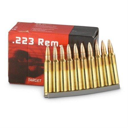 Amunicja .223 Rem Geco FMJ Target 4,1g/63gr (50 szt.)