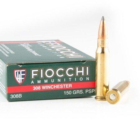 Amunicja .308 Win Fiocchi PSP 150gr (20 szt.)