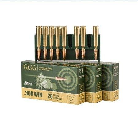 Amunicja .308 Win GGG HPBT 11,66g/180gr (20 szt.)