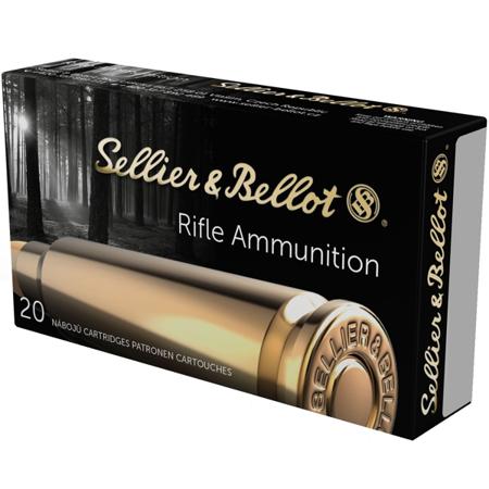 Amunicja .308 Win S&B Sierra SBT Game King 11,7g/180gr (20 szt.)