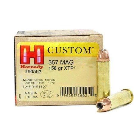 Amunicja .357 Magnum Hornady XTP 10,24g/158gr (25 szt.)