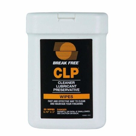 CLP® Multi-Surface Wipes – 20 szt.