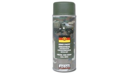 FOSCO - Farba do maskowania RAL 6003 - DDR Green