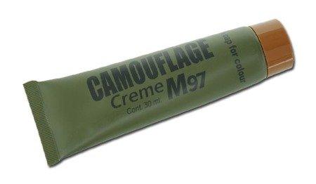 Farba Maskująca Kemex NATO M97 Camouflage Creme 30 ml - Brązowy