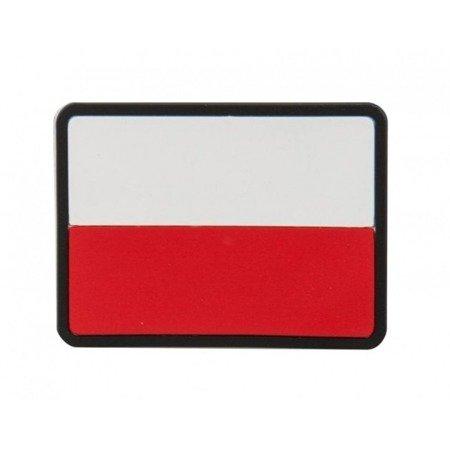 Flaga Polski naszywka Helikon