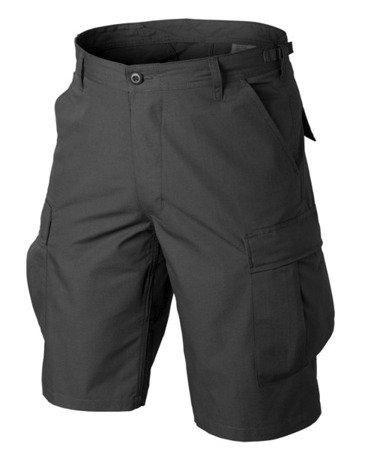 Krótkie Spodnie Helikon BDU Rip-Stop - Black