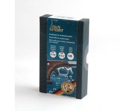 Kule ołowiane H&N .440 (100 sztuk)