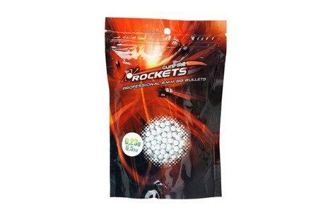 Kulki Rockets Professional 0,23g - 0,5kg