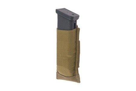 Ładownica typu speed na magazynek pistoletowy - tan