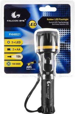 Latarka ręczna Falcon Eye 2xAA FHH0021