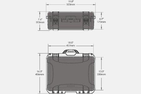 Nanuk 930 Oliwkowy