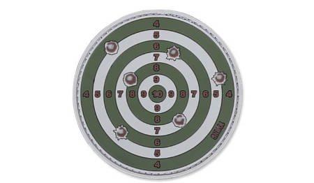 Naszywka 3D Target piaskowa - 101 Inc.