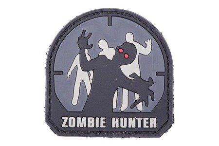 Naszywka Zombie Hunter - czarna