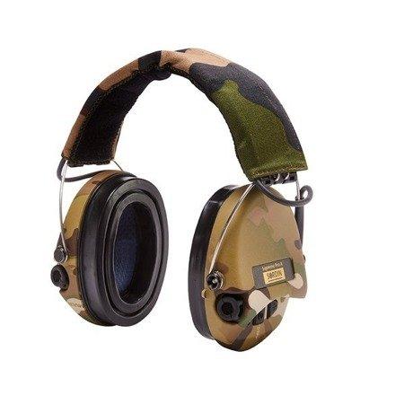Ochronniki Słuchu Sordin Supreme Pro-X Camo nagłowne