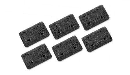 Osłony szyny M-LOK® Magpul Rail Cover, Type 2 - 6 szt. - MAG603