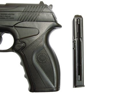 Pistolet Crosman Beretta C11 4,5mm CO2
