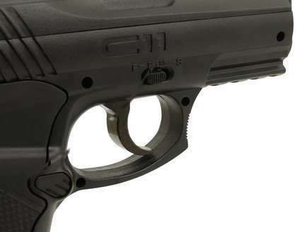 Pistolet Crosman C11 4,5mm CO2