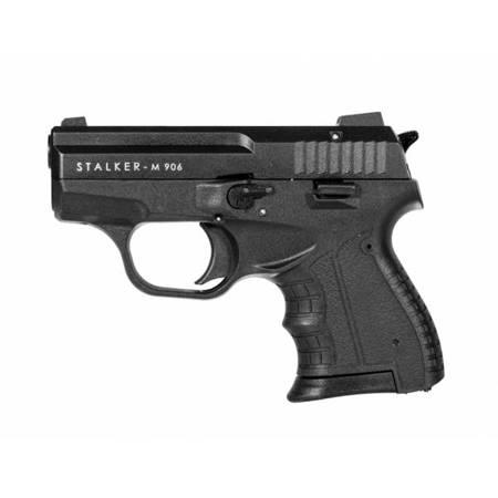 Pistolet alarmowo-hukowy STALKER M906 5,6 mm czarny