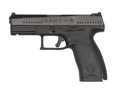 Pistolet samopowtarzalny CZ P-10C kal. 9x19mm lufa 10,2cm