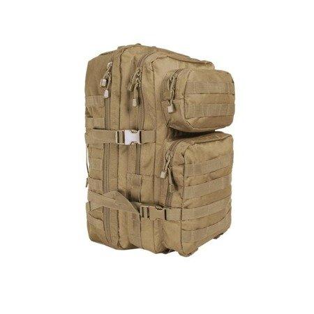 Plecak Taktyczny Mil-Tec Assault Big Coyote 36L