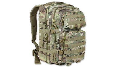 Plecak taktyczny Assault Pack Large Multitarn - Mil-Tec