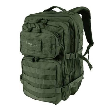 Plecak taktyczny Assault Pack Large - Zielony OD Mil-Tec