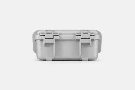 Skrzynia transportowa Nanuk 904 srebrna - bez wypełnienia