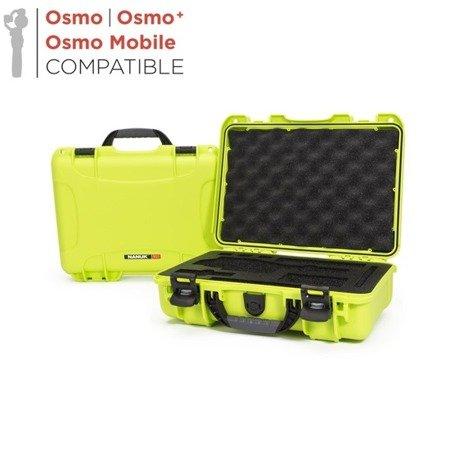 Skrzynia transportowa Nanuk 910 DJI™ OSMO limonkowa