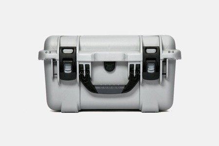 Skrzynia transportowa Nanuk 918 grafitowa - bez wypełnienia