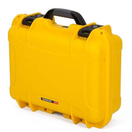 Skrzynia transportowa Nanuk 920 żółta - bez wypełnienia
