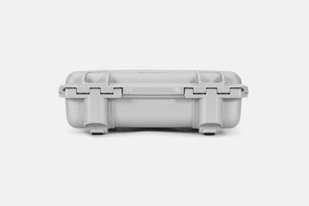 Skrzynia transportowa Nanuk 923 srebrna - bez wypełnienia