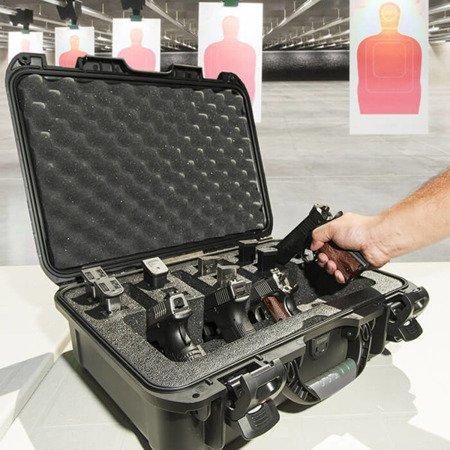 Skrzynia transportowa Nanuk 925 oliwkowa - 4UP Pistol