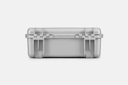 Skrzynia transportowa Nanuk 940 srebrna - bez wypełnienia