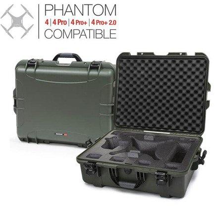 Skrzynia transportowa Nanuk 945 DJI™ PHANTOM 4 oliwkowa