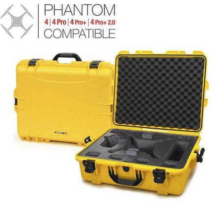 Skrzynia transportowa Nanuk 945 DJI™ PHANTOM 4 żółta
