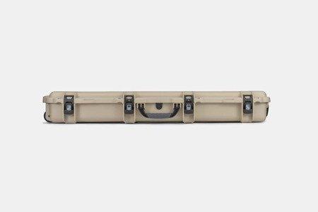 Skrzynia transportowa Nanuk 990 Oliwkowy - pełna pianka