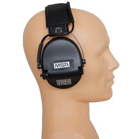 Ochronniki Słuchu MSA Sordin Supreme Pro Czarne