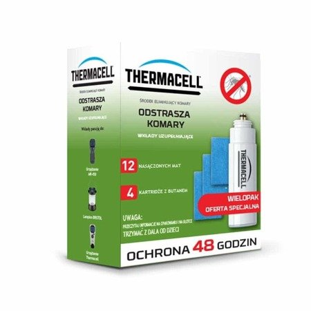 Thermacell wkłady na 48h