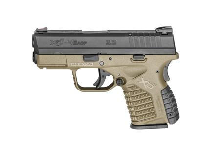 """XDS-45 3,3"""" (brązowo-czarny)"""