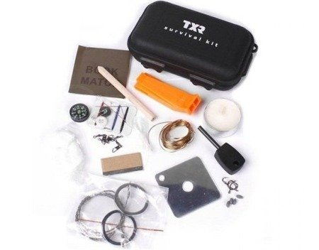 Zestaw survivalowy Texar Survival Kit
