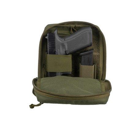nerka na pistolet Thorn Tactical - lewa strona - olive green [ TT-EDC-WPPX-LS-XX-XX-XX-OLRG ]